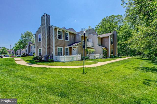 607 Ferris Lane F7, DOYLESTOWN, PA 18901 (#PABU497090) :: Scott Kompa Group