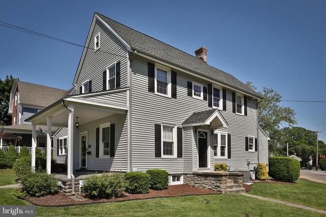 163 Harrison Avenue, GLENSIDE, PA 19038 (#PAMC649654) :: The John Kriza Team