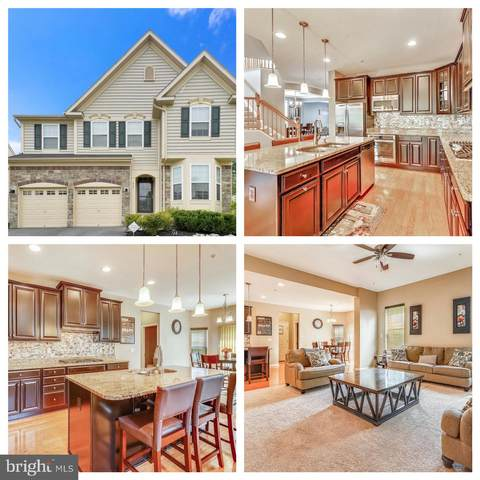 232 Windom Way, FREDERICK, MD 21702 (#MDFR264710) :: Radiant Home Group