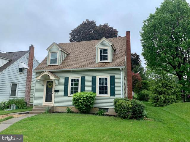 207 E Grant Street, LEBANON, PA 17042 (#PALN113790) :: The Heather Neidlinger Team With Berkshire Hathaway HomeServices Homesale Realty