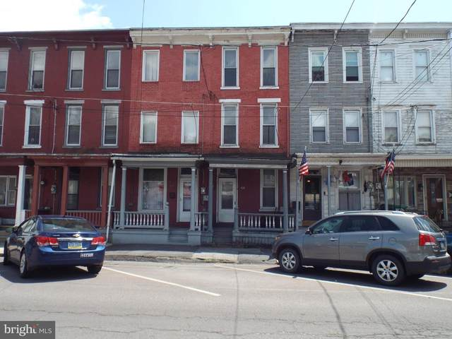 832 Center Street E, MAHANOY CITY, PA 17948 (#PASK130712) :: Ramus Realty Group