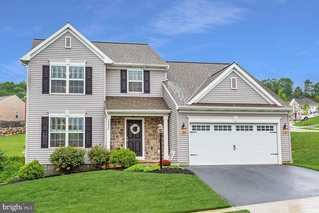 3950 Archer Lane, COLUMBIA, PA 17512 (#PALA163494) :: The Joy Daniels Real Estate Group