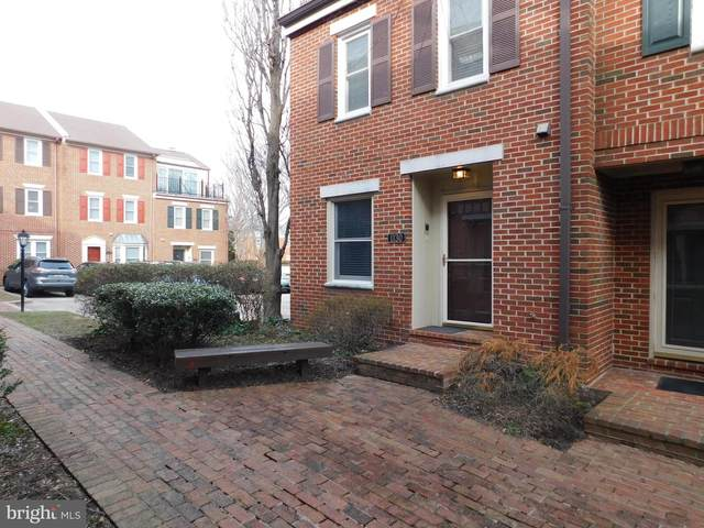 1130 N Taylor Street, ARLINGTON, VA 22201 (#VAAR163280) :: Arlington Realty, Inc.