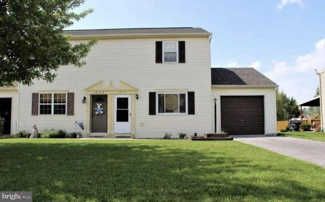 1607 Blue Jay Drive, DOVER, PA 17315 (#PAYK138118) :: Bob Lucido Team of Keller Williams Integrity