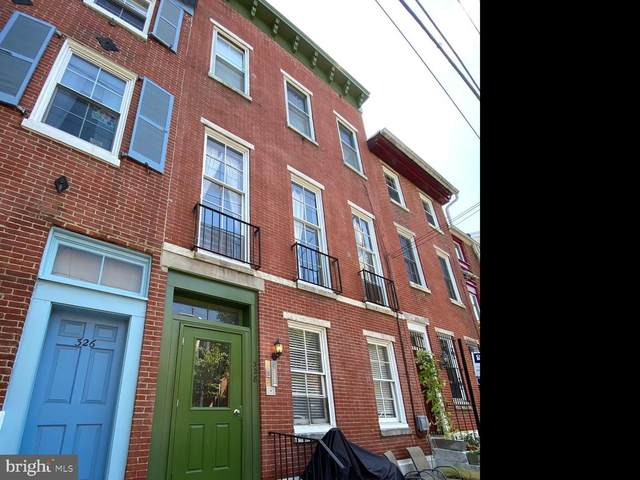 328 Queen Street #2, PHILADELPHIA, PA 19147 (#PAPH898298) :: Lucido Agency of Keller Williams