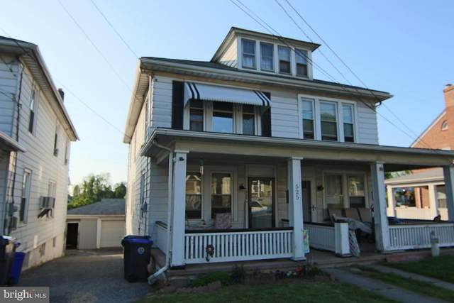 525 Spruce Street, STEELTON, PA 17113 (#PADA121738) :: The Joy Daniels Real Estate Group