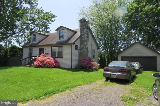611 Somers Avenue, FEASTERVILLE TREVOSE, PA 19053 (#PABU497128) :: Tessier Real Estate