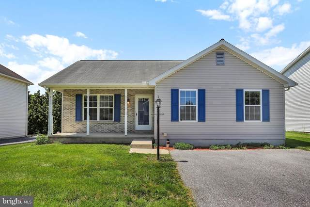 162 S Phillips Avenue, WAYNESBORO, PA 17268 (#PAFL172776) :: The Joy Daniels Real Estate Group