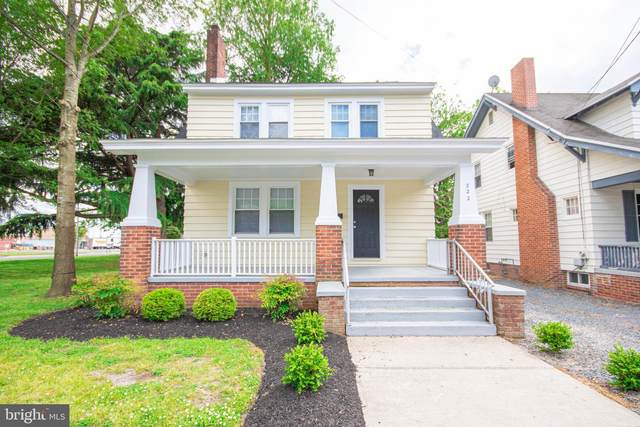 222 Maryland Avenue, SALISBURY, MD 21801 (#MDWC108236) :: Berkshire Hathaway PenFed Realty