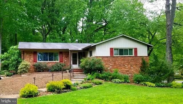 7033 Roundtree Road, FALLS CHURCH, VA 22042 (#VAFX1130602) :: Jennifer Mack Properties