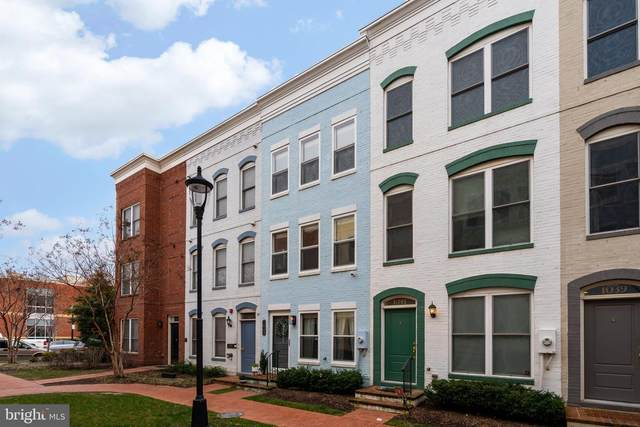 1043 5TH Street SE, WASHINGTON, DC 20003 (#DCDC470178) :: The Gus Anthony Team