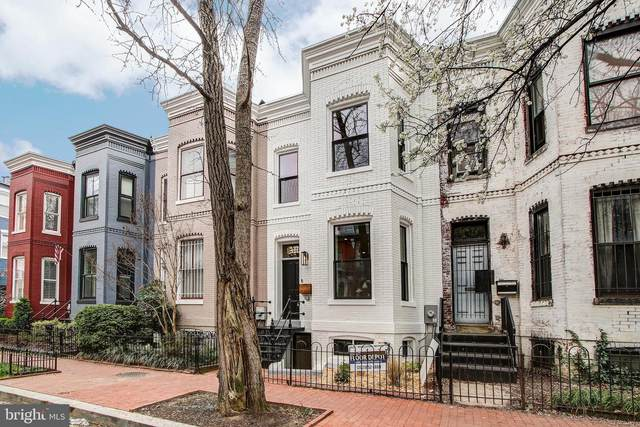 1310 Corcoran Street NW, WASHINGTON, DC 20009 (#DCDC470180) :: The Gus Anthony Team