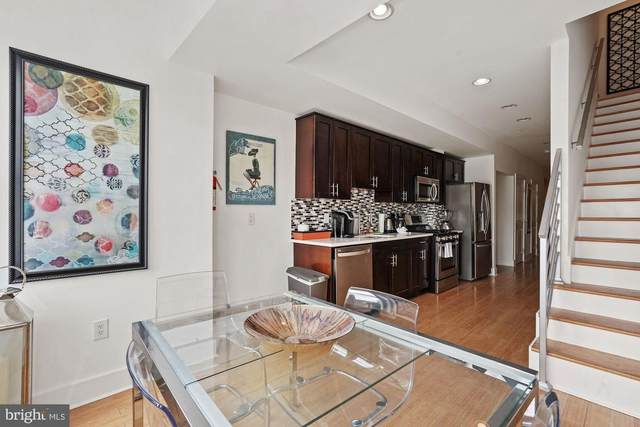1013 V Street NW #2, WASHINGTON, DC 20001 (#DCDC470188) :: The Gus Anthony Team