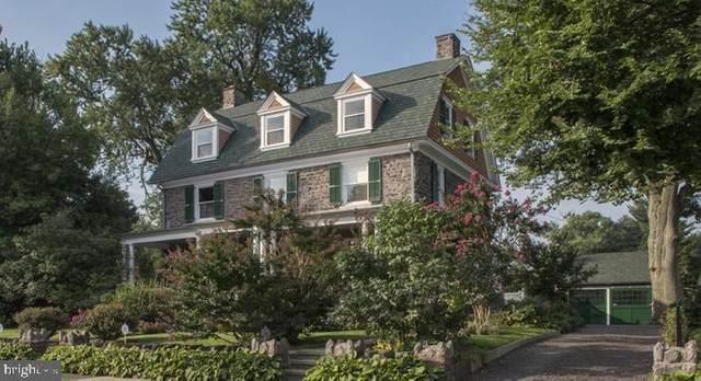 1110 Stratford Avenue, ELKINS PARK, PA 19027 (#PAMC649722) :: The John Kriza Team