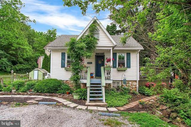 4011 Cherry Run Road, GLEN ROCK, PA 17327 (#PAYK138148) :: ExecuHome Realty