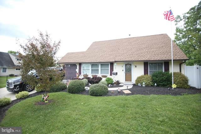 5 Circle Road, LEVITTOWN, PA 19057 (#PABU497140) :: Nexthome Force Realty Partners