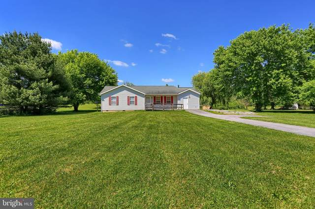 134 Heavenly Dr, HEDGESVILLE, WV 25427 (#WVBE177348) :: Larson Fine Properties