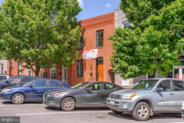 1125 S Clinton Street, BALTIMORE, MD 21224 (#MDBA511426) :: SURE Sales Group