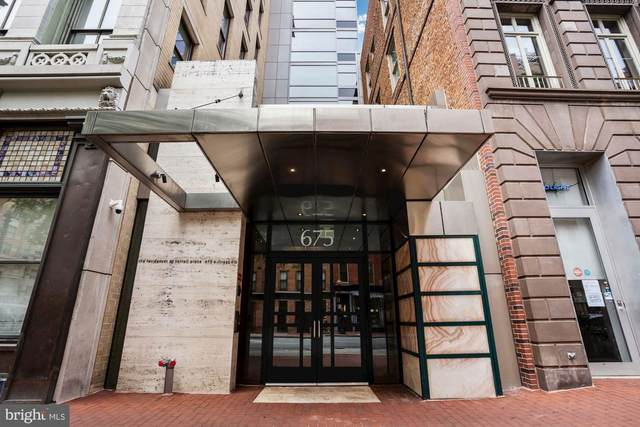 675 E Street NW #350, WASHINGTON, DC 20004 (#DCDC470202) :: Mortensen Team