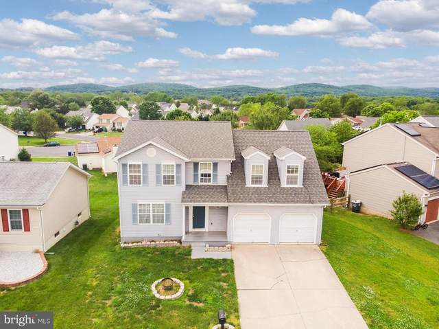 223 Lake Coventry Drive, FREDERICK, MD 21702 (#MDFR264722) :: Great Falls Great Homes