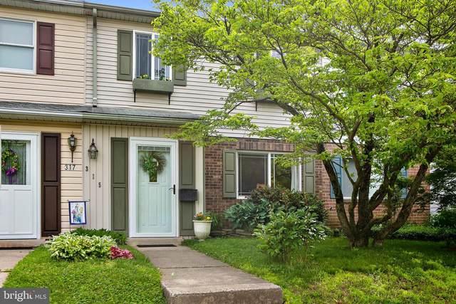 315 Blaker Drive, EAST GREENVILLE, PA 18041 (#PAMC649746) :: Linda Dale Real Estate Experts