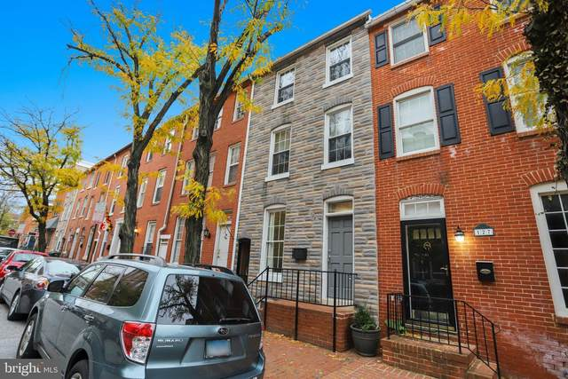 129 E West Street, BALTIMORE, MD 21230 (#MDBA511444) :: SURE Sales Group