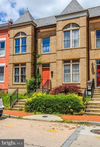 605 U Street NW, WASHINGTON, DC 20001 (#DCDC470212) :: The Piano Home Group