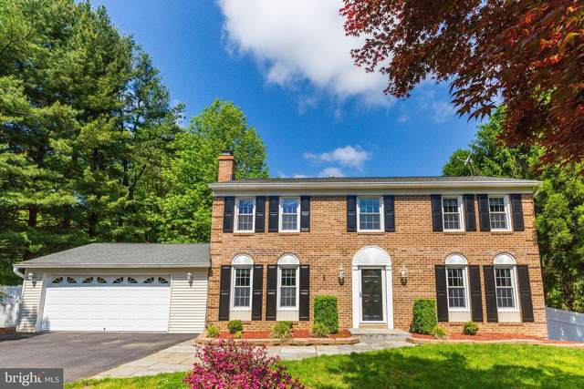 5388 Viewpoint Court, SYKESVILLE, MD 21784 (#MDCR196850) :: LoCoMusings