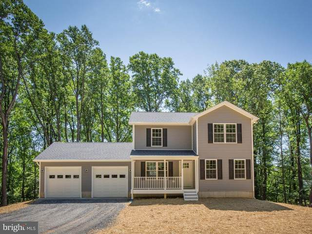 Lot 9 Rainbow Falls, WINCHESTER, VA 22602 (#VAFV157654) :: Pearson Smith Realty