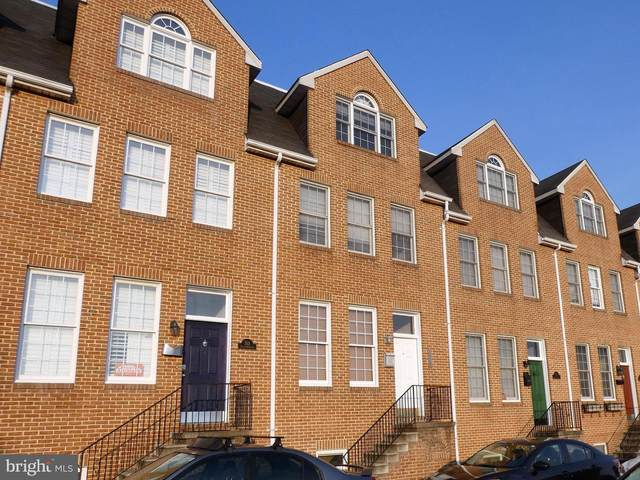 705 Streeper Street S, BALTIMORE, MD 21224 (#MDBA511456) :: Tessier Real Estate