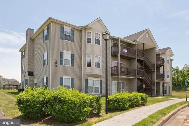 164 Brookland Court #9, WINCHESTER, VA 22602 (#VAFV157656) :: The Putnam Group
