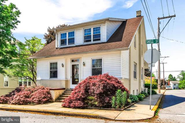 125 Shell Street, HARRISBURG, PA 17109 (#PADA121762) :: TeamPete Realty Services, Inc