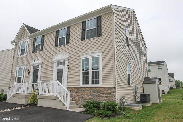 101 Kati Court, GILBERTSVILLE, PA 19525 (#PAMC649764) :: RE/MAX Main Line