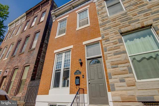 1413 Light Street, BALTIMORE, MD 21230 (#MDBA511462) :: SURE Sales Group