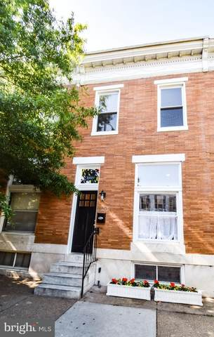 3008 E Baltimore Street, BALTIMORE, MD 21224 (#MDBA511470) :: The Dailey Group