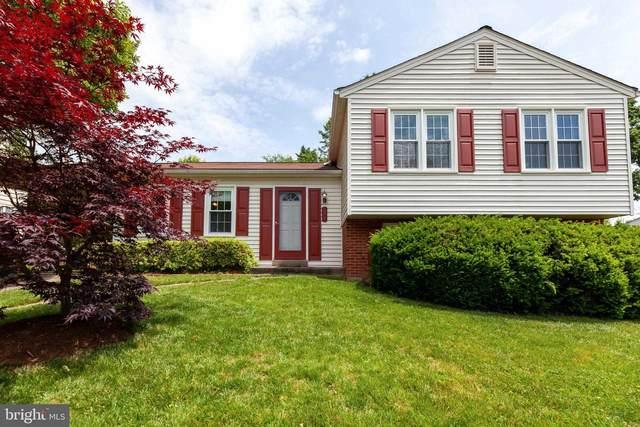 5307 Greenough Place, BURKE, VA 22015 (#VAFX1130670) :: Seleme Homes