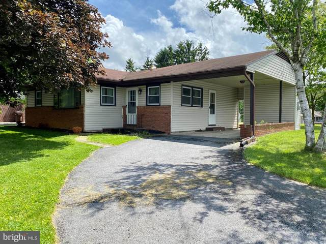1229 Sollenberger Road, CHAMBERSBURG, PA 17202 (#PAFL172800) :: Liz Hamberger Real Estate Team of KW Keystone Realty