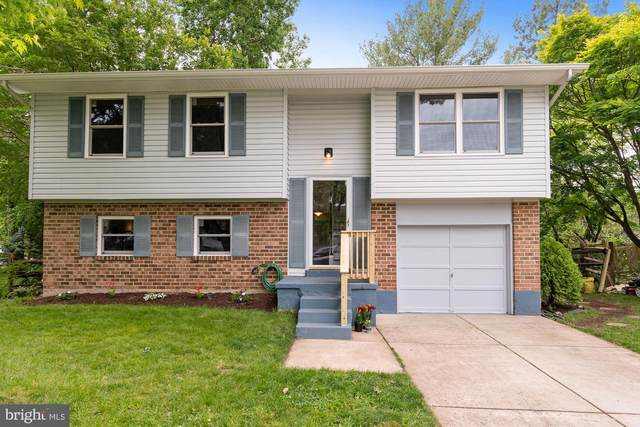 5708 Oak Apple Court, BURKE, VA 22015 (#VAFX1130682) :: Seleme Homes