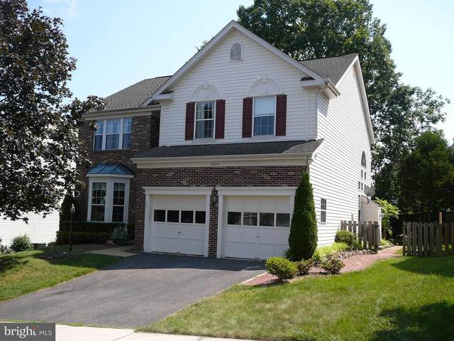 14013 Wood Rock Way, CENTREVILLE, VA 20121 (#VAFX1130688) :: The Redux Group