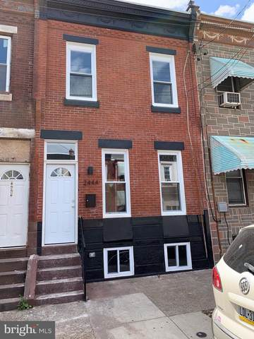 2444 N 27TH Street, PHILADELPHIA, PA 19132 (#PAPH898470) :: The Toll Group