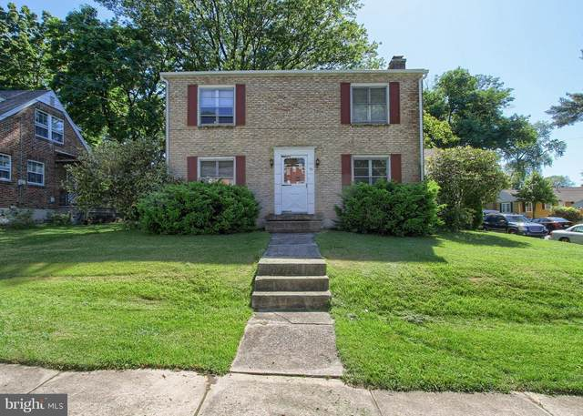 619 S 25TH Street, HARRISBURG, PA 17104 (#PADA121780) :: Liz Hamberger Real Estate Team of KW Keystone Realty
