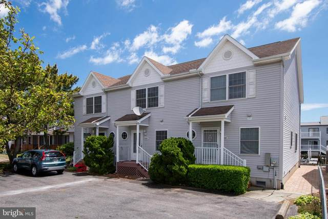 2806-B Plover Drive, OCEAN CITY, MD 21842 (#MDWO114076) :: Atlantic Shores Sotheby's International Realty