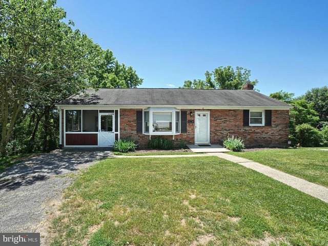 15 E H Street, BRUNSWICK, MD 21716 (#MDFR264750) :: Great Falls Great Homes