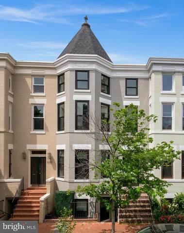 1753 Willard Street NW #2, WASHINGTON, DC 20009 (#DCDC470280) :: The Kenita Tang Team
