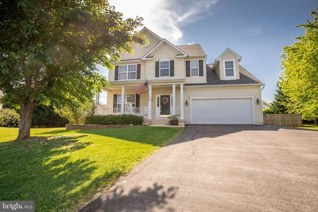 63 Walker Court, CHARLES TOWN, WV 25414 (#WVJF138932) :: Network Realty Group