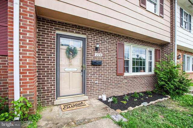 229 Overlook Court, FREDERICKSBURG, VA 22405 (#VAST222234) :: RE/MAX Cornerstone Realty