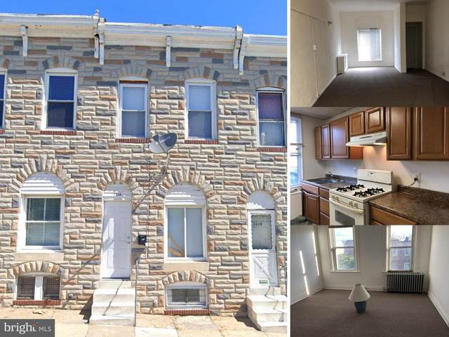 2616 Mcelderry Street, BALTIMORE, MD 21205 (#MDBA511494) :: Corner House Realty