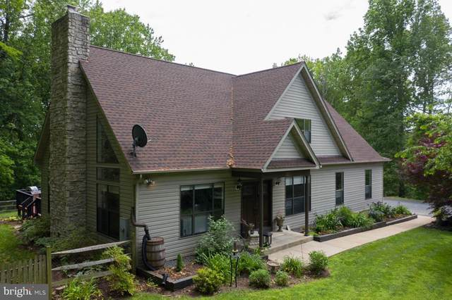 5 Rolling Brooke Court, STAFFORD, VA 22554 (#VAST222236) :: The Riffle Group of Keller Williams Select Realtors