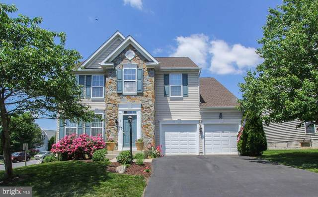 17512 Patterson Drive, HAGERSTOWN, MD 21740 (#MDWA172506) :: AJ Team Realty