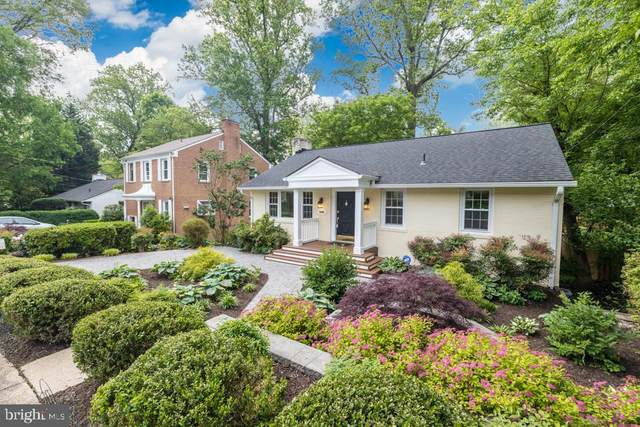 3606 Dundee Drive, CHEVY CHASE, MD 20815 (#MDMC708854) :: Tom & Cindy and Associates